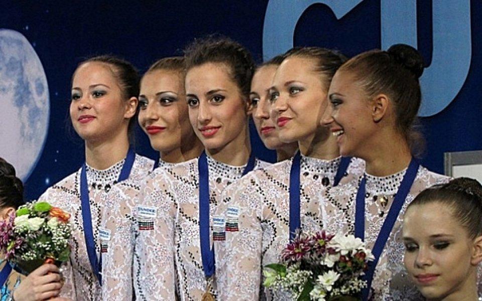 Ансамбълът ни отново тренира в София