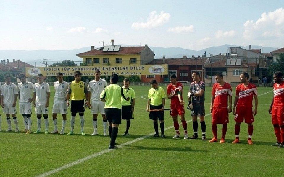 ЦСКА завърши лагера в Турция с победа