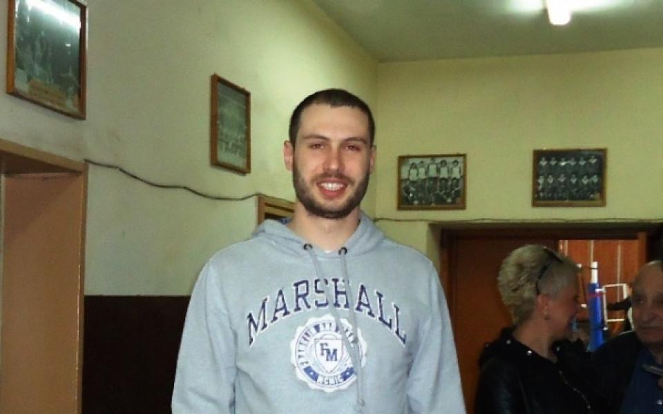 Волейболният мъжки отбор на Дунав си поставя за цел класиране