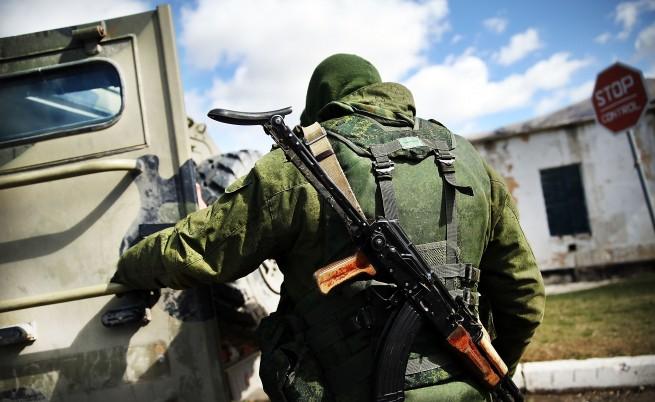 Западът помогнал на руските спецчасти да се подготвят за война?