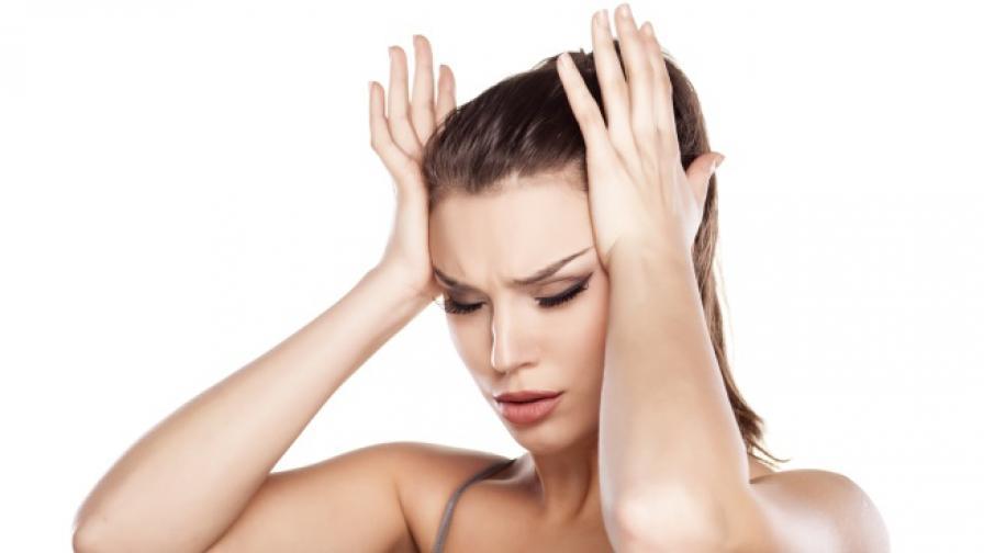 Коя е причината за главоболието и мигрената