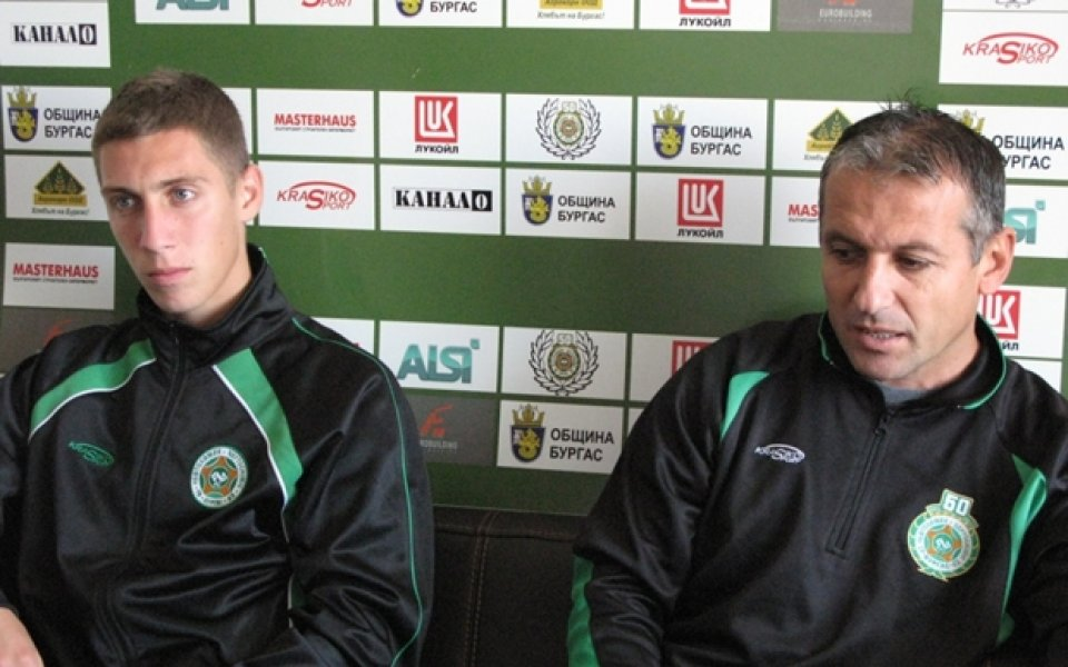 Димчо Ненов: Светкавица е сериозен отбор, но ние отиваме за победа