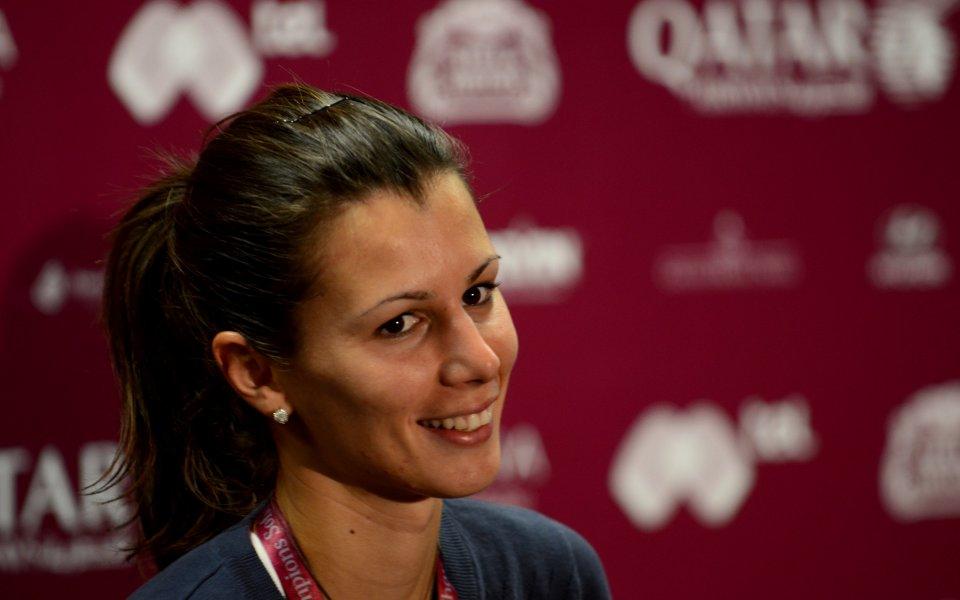 Пиронкова: Това беше най-емоционалният мач в кариерата ми