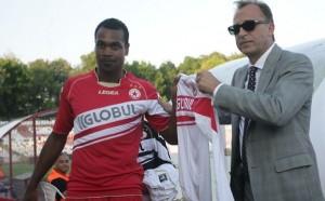 Бивш играч на ЦСКА си търси близо милион евро от клуба