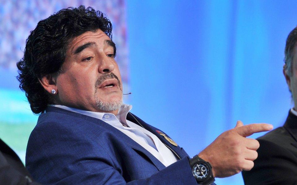 Марадона: Край с футбола, гнусна работа