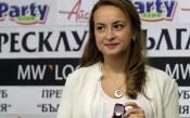 Антоанета Стефанова със загуба в 7-ия кръг на европейското