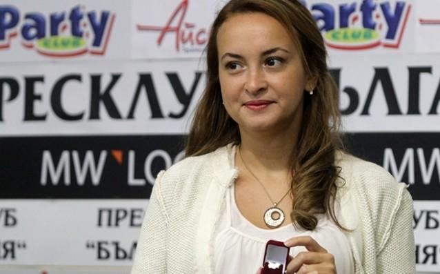 Антоанета Стефанова стартира собствена школа<strong> източник: БГНЕС</strong>