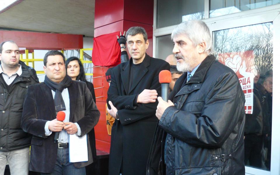 Петко Маринов: Дано от новата зала излязат нови легенди на българския баскетбол