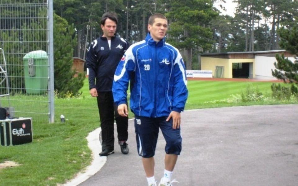 Джунейт Яшар пред трансфер в Беларус