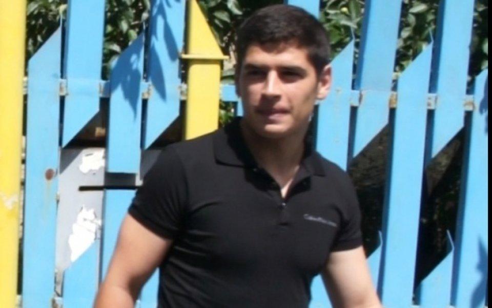 Горанов се връща в Берое, Гурник го освободи
