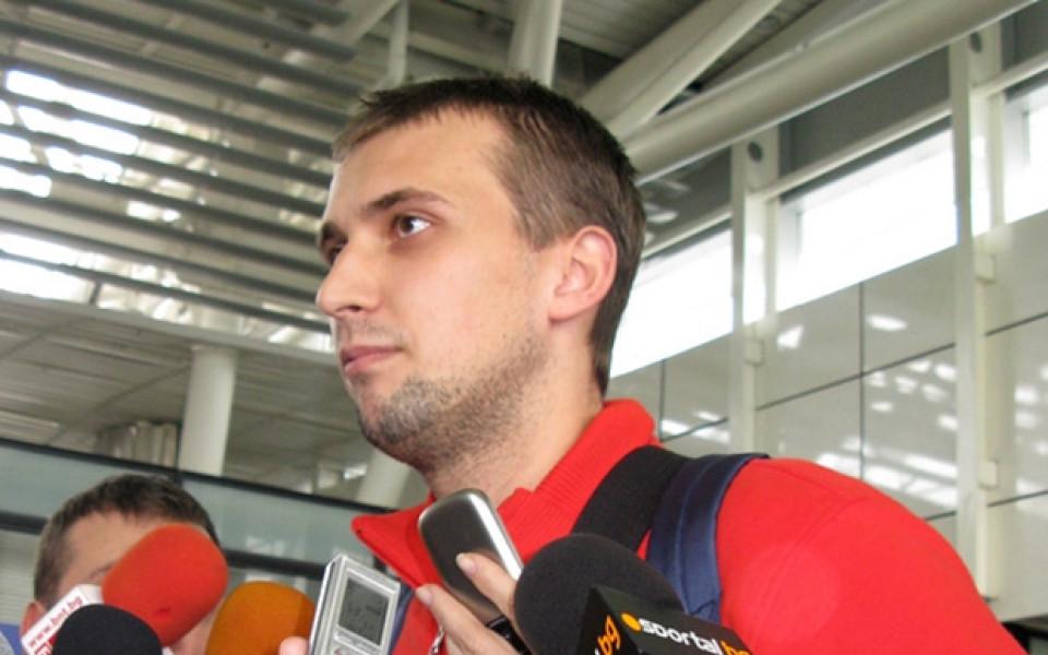 Виктор Йосифов в идеалния отбор на шампионата в Италия