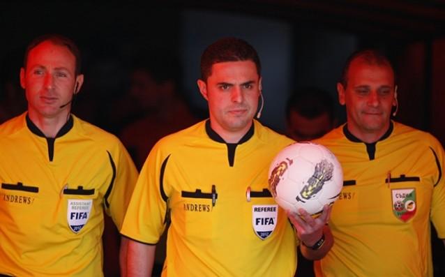 Български рефери свирят на Милан и Евертън в Лига Европа