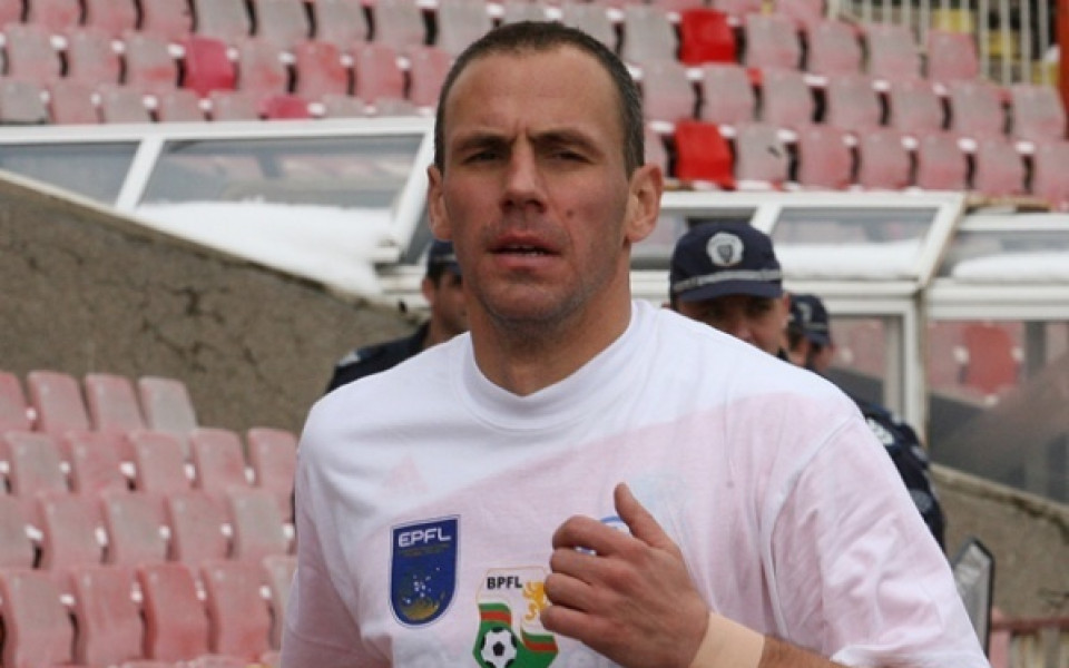 Кишишев: Не се чувствам по-добре без футбола