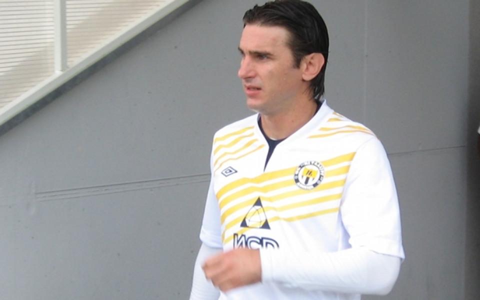 Велизар Димитров: Лудогорец играе много приятен за окото футбол