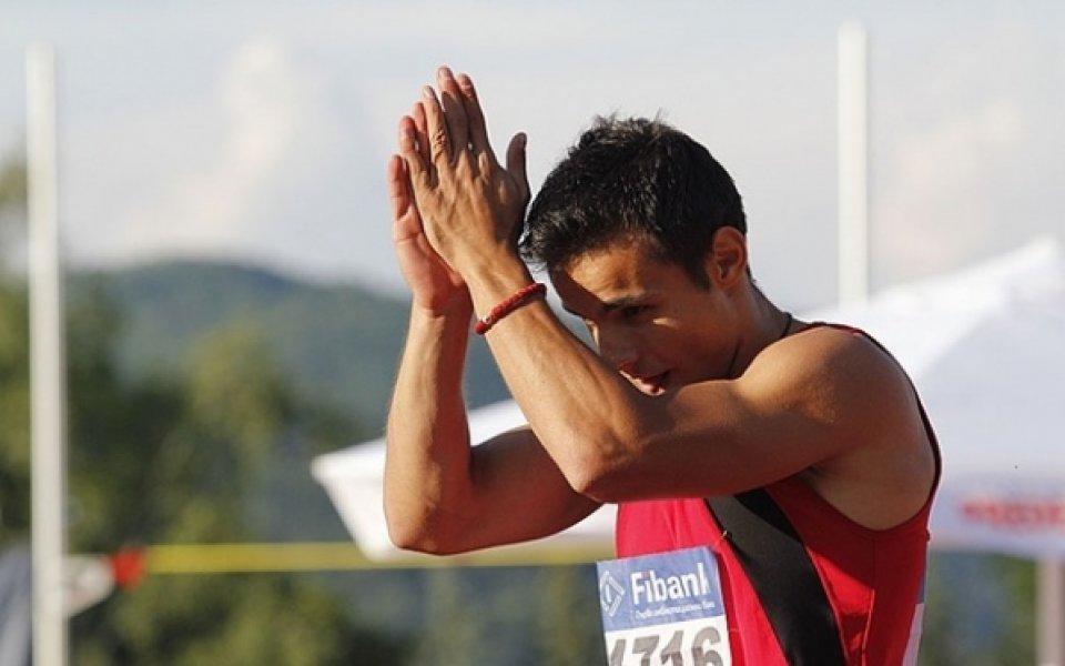 Денис Димитров преодоля сериите на 100 метра, Кременски отпадна
