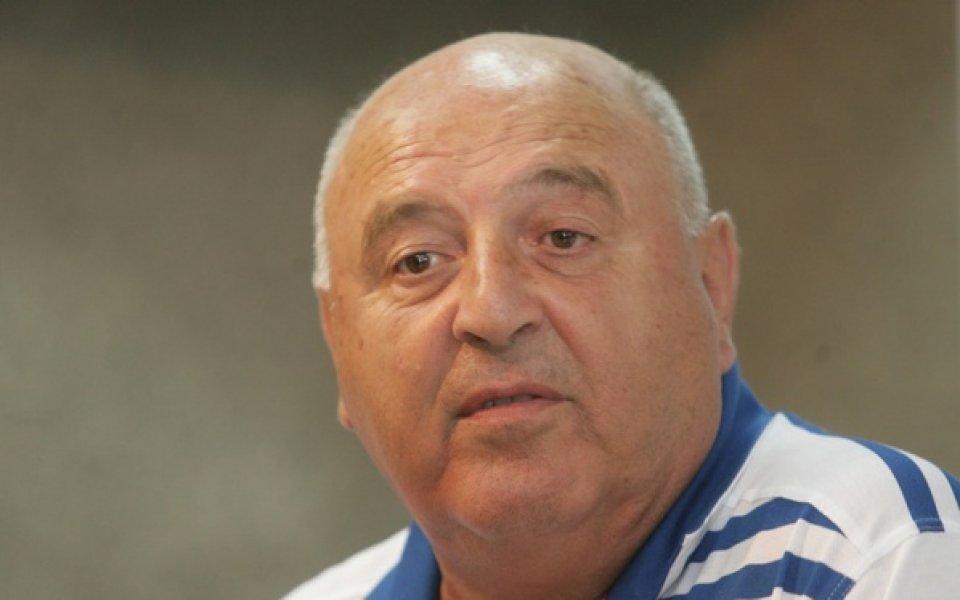 Венци Стефанов потвърди за Балджийски: От този момент той не е футболист на Славия