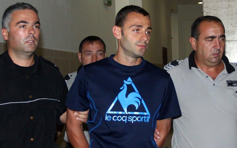 Балджийски излиза от ареста под гаранция от 5000 лева
