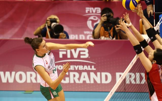 Емилия Николова - Димитрова<strong> източник: fivb.org</strong>