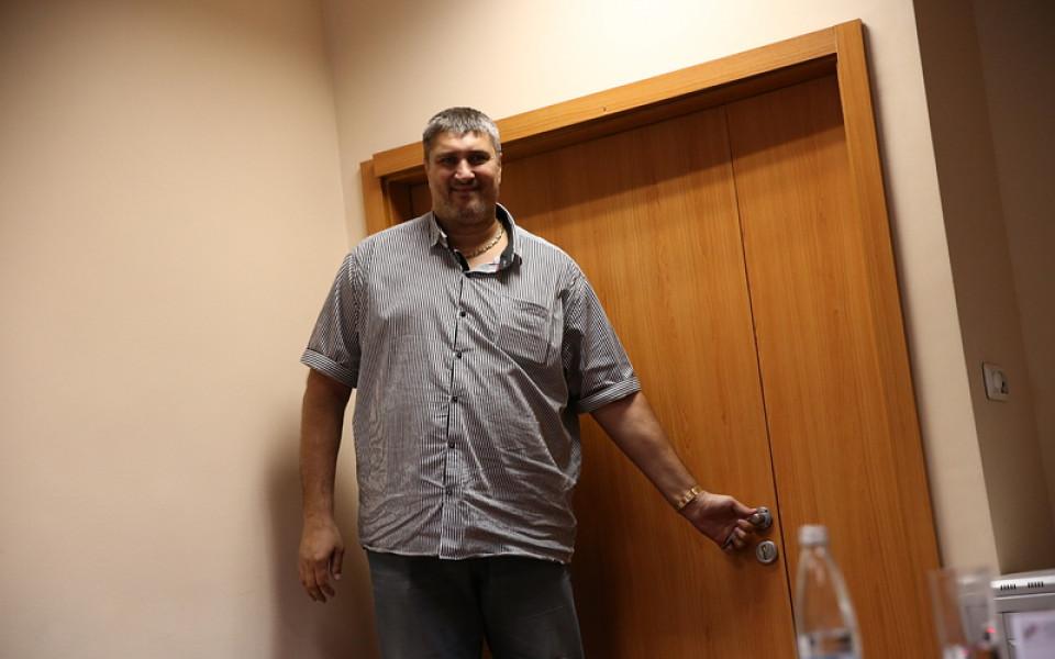 Любо Ганев обяви кандидатурата си за шеф на родния волейбол
