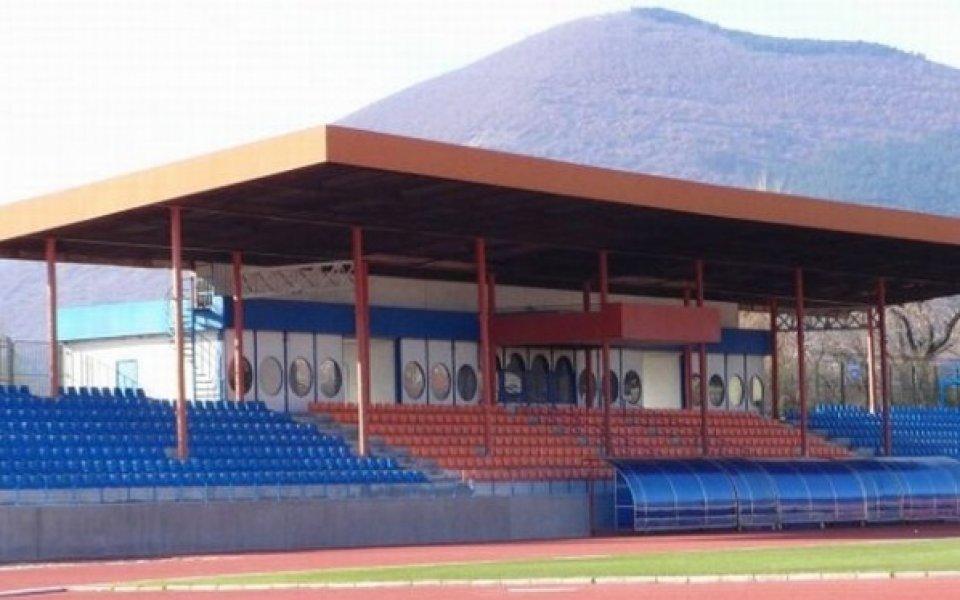 Нефтохимик ще играе в Сливен до края на полусезона