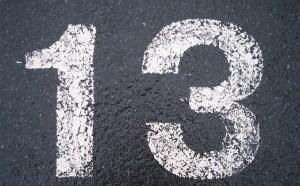 13 кръга – фатални или щастливи, но най-вече интригуващи