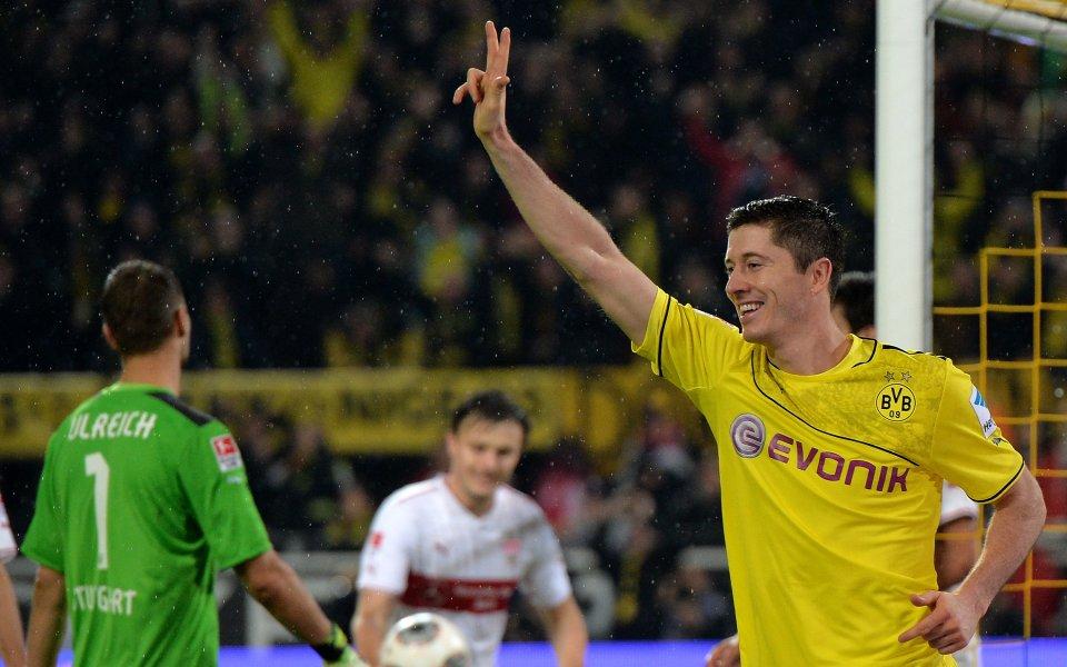 Отборът на Байерн Мюнхен направи важна крачка към поредната титла
