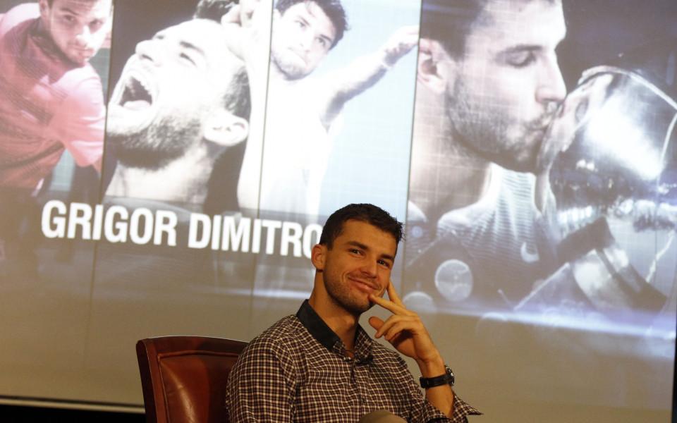 Григор Димитров: Това е само началото
