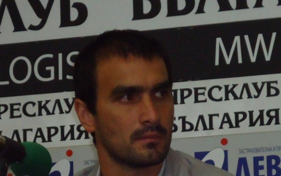 Кристиян Добрев: Стартовите ни позиции с Черноморец са равни