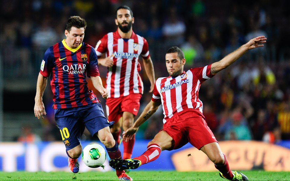 Еврофутбол: Барселона ще бие Атлетико Мадрид
