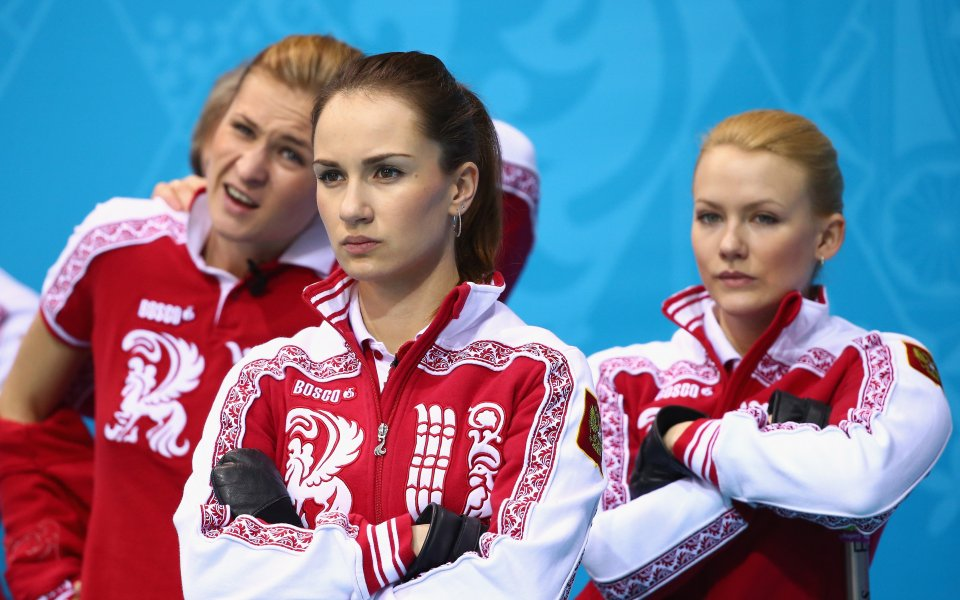 Рускиня бе определена за секссимвол на игрите в Сочи