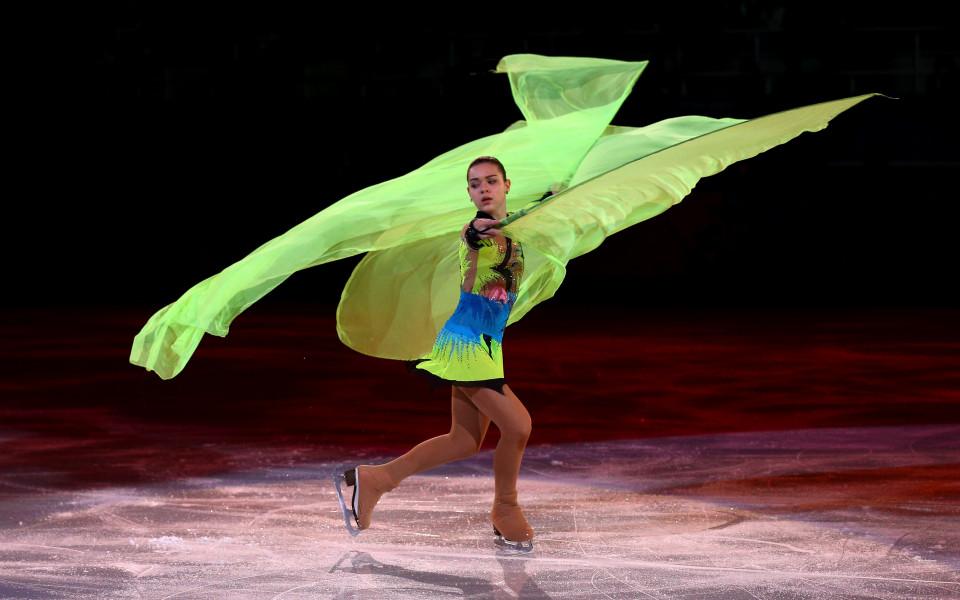 Аделина Сотникова ще участва на световното