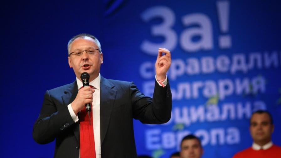 Станишев: България няма време за губене с ГЕРБ