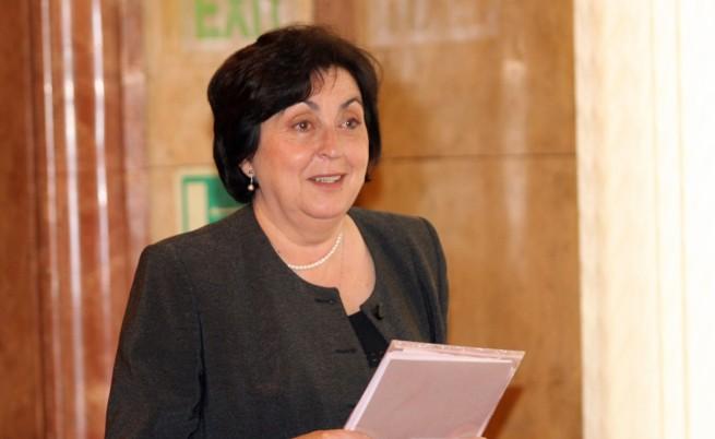 Лидия Руменова е новият председател на Сметната палата