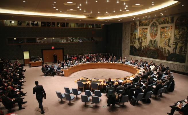 Русия свика извънредно заседание на СС на ООН заради Украйна