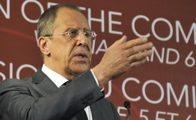 Лавров: Ще търсим истината за станалото в Одеса