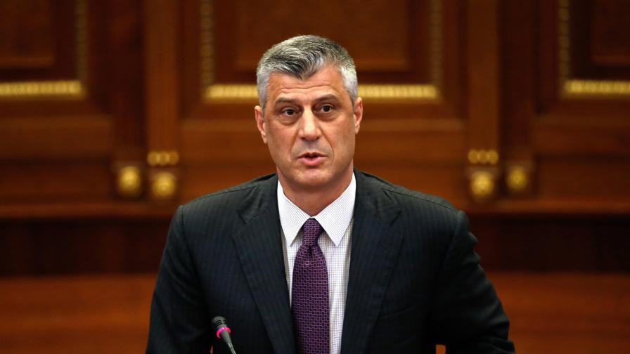 Тачи: Да, Косово може да се обедини с Албания