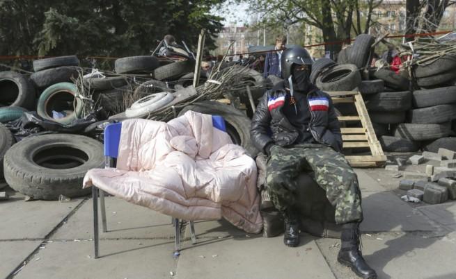 """Експерти на НАТО съветват Украйна за безопасността на """"критичните инфраструктури"""""""