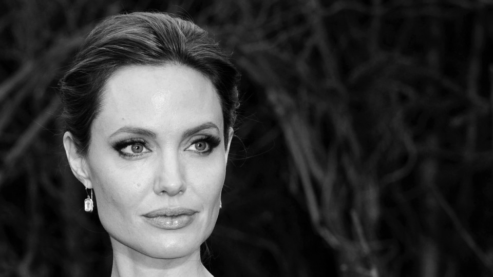 """Прекрасната Анджелина Джоли на премиерата на последния си филм """"Maleficent"""""""