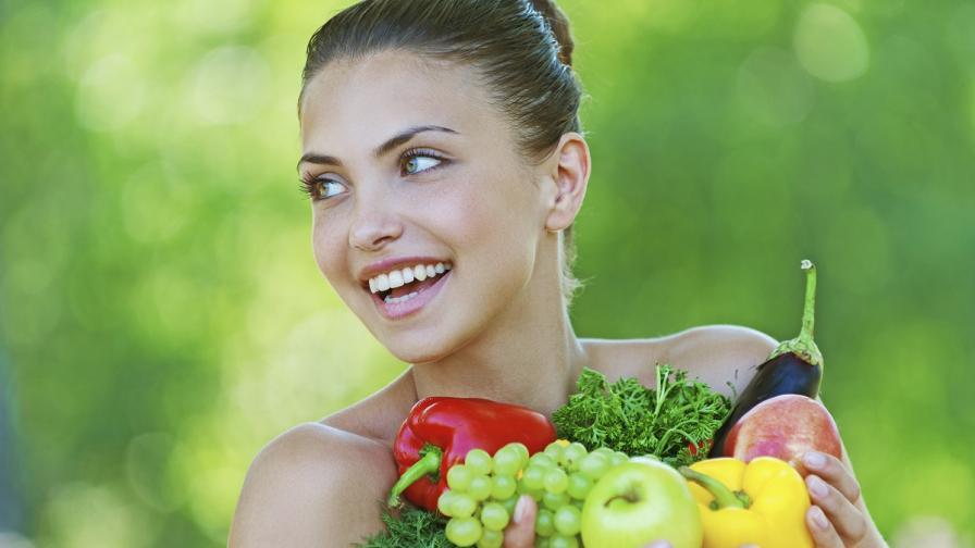 Намаляваме риска от инсулт с повече плодове и зеленчуци