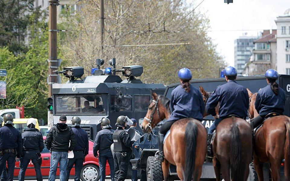 ВНИМАНИЕ: Десетки хиляди фенове по улиците на София в неделя