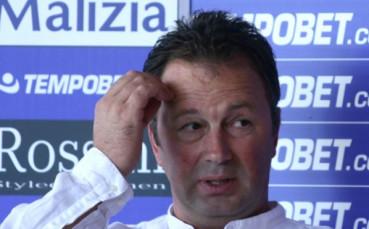 Наш треньор хвърли оставка в Украйна