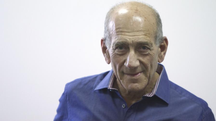 Осъдиха бивш премиер на Израел на 6 г. затвор