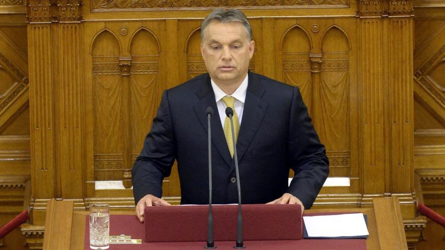 Унгария се поправи за автономията на унгарците в Украйна
