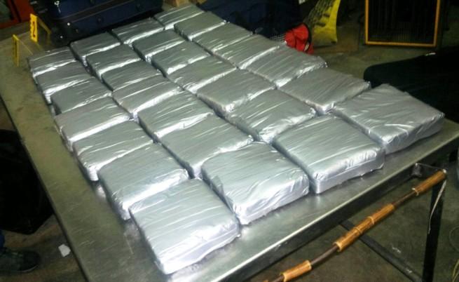 Прокуратурата, МВР и митниците задържаха 90 кг хероин