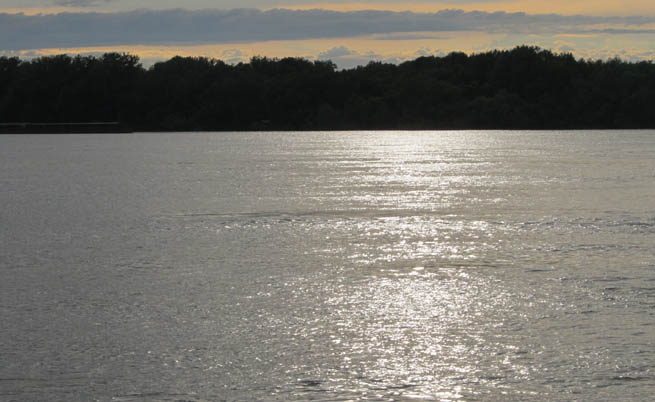 Нивото на р.Дунав при Видин спада, но край Русе се увеличава