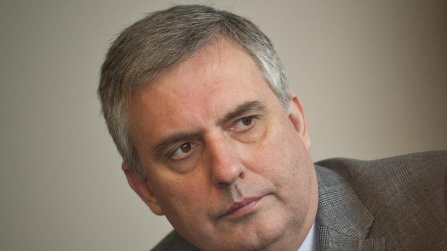 Калфин: Формулата за правителство - ГЕРБ, РБ и ПФ е нестабилна
