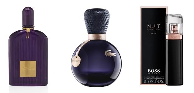 Tom Ford Velvet Orchid; Eau De Lacoste Sensuelle; Boss Nuit Intense Pour Femme