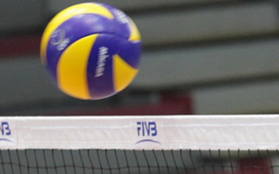 Петрова и Кьосева от Перун 4-и на държавното по плажен волейбол