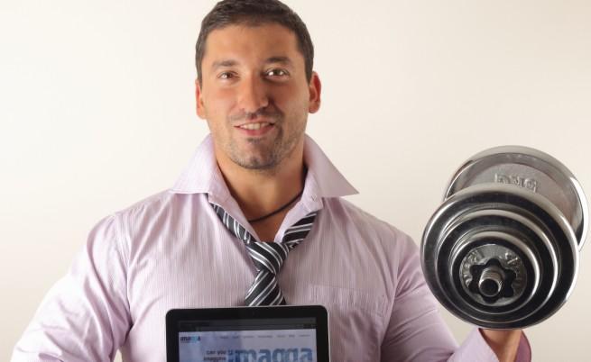 Младите предприемачи: Георги Къдрев и Imagga