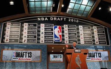 Драфтът в НБА ще бъде изцяло онлайн